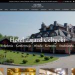 Noclegi w okolicach Krakowa - hotel Zajazd Celtycki