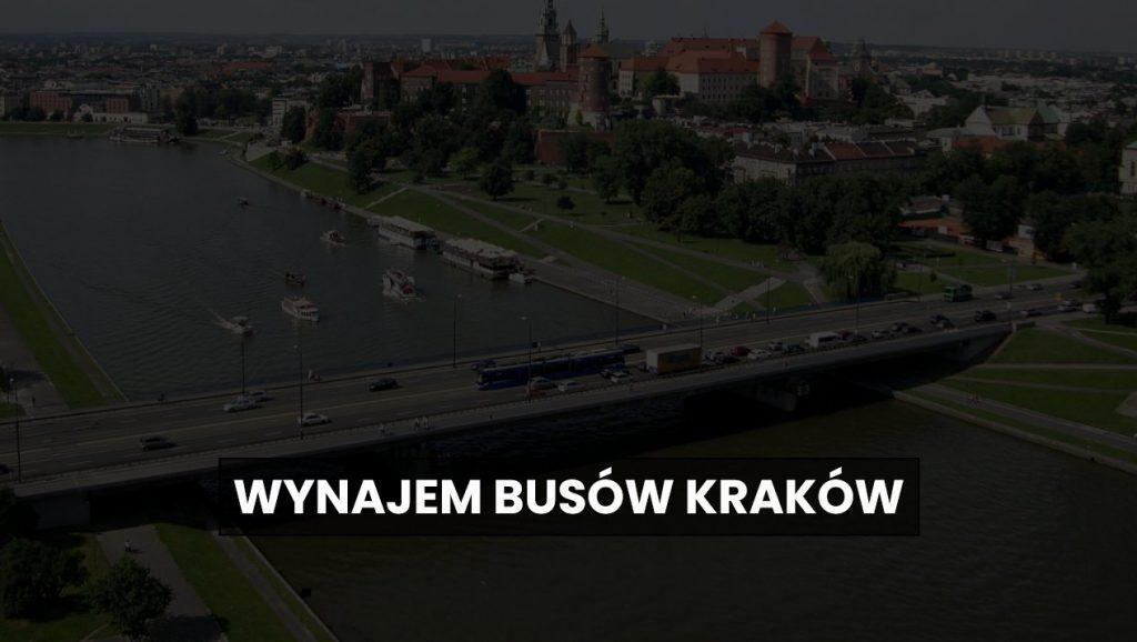 Wynajem busów Kraków